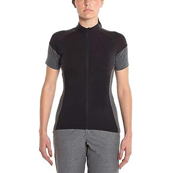 Giro Women/'s Chrono Sport Pink Black Jersey Size L New