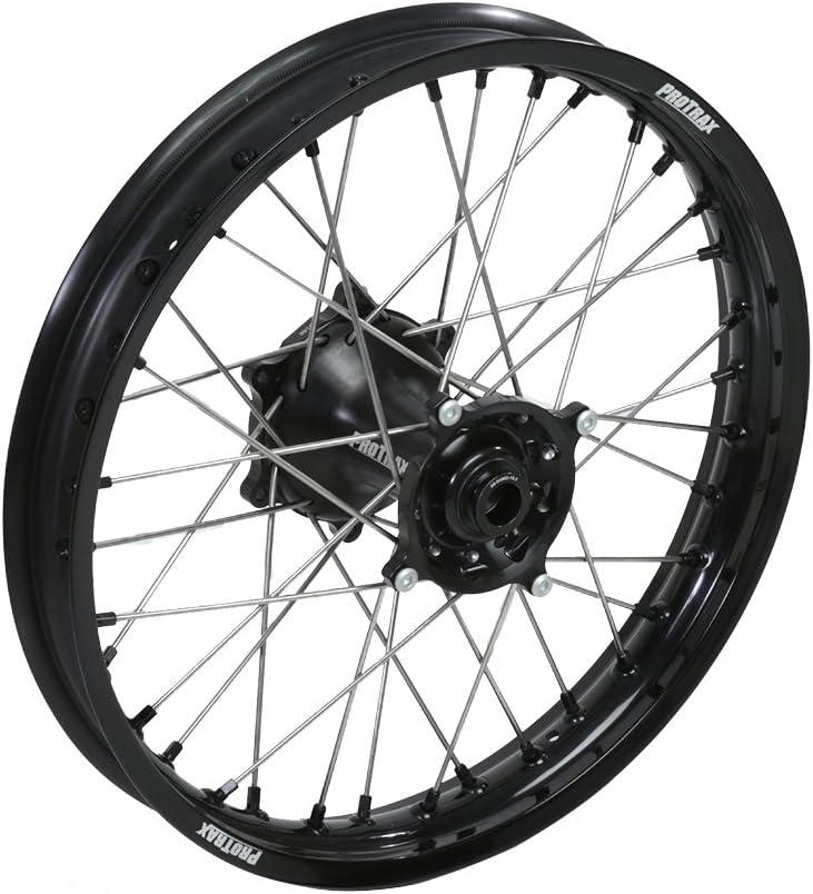 ProTrax Wheel Rim Set Front-Rear 21-18 inches BLK
