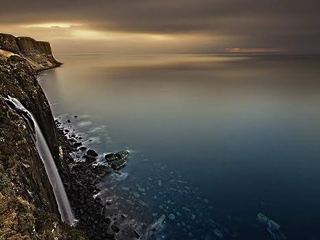 Lais Puzzle Cascada Escocia Isla de Skye 1000 Piezas