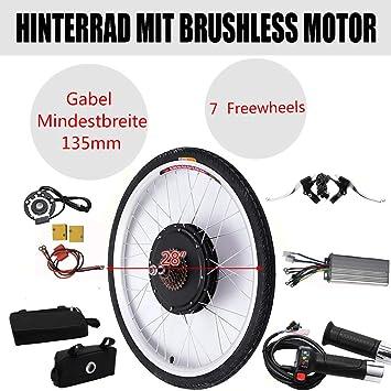 DiLiBee - Kit de conversión de Bicicleta eléctrica de Alta ...