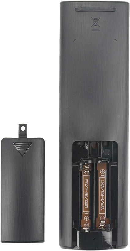 VINABTY AKB74475404 Mando a Distancia de Repuesto para LG AKB73715601 28LF491U 32LF5800 32LF580V 40UF695V 42LF5800 42LF580V 50LF5800 50LF580V 55LF580V 55UF695V 60UF695V 28LF491U.AEK 32LF580V.AEK TV: Amazon.es: Electrónica