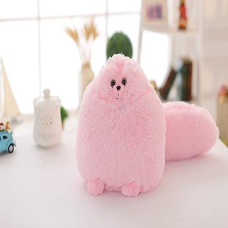JEWH Fat Fluffy Cats - Persian Cat Plush Toy - Kids Toys Soft Stuffed Animal -