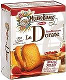 "Mulino Bianco - Fette biscottate ""Le dorate"", 36 fette, 315 gr"