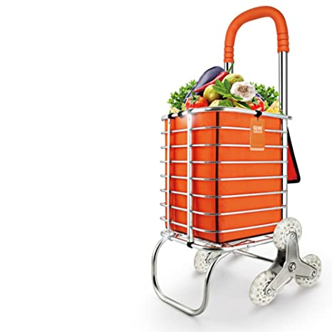 Carrito de la compra comprar un carrito de verduras carrito pequeño carro plegable de la mano