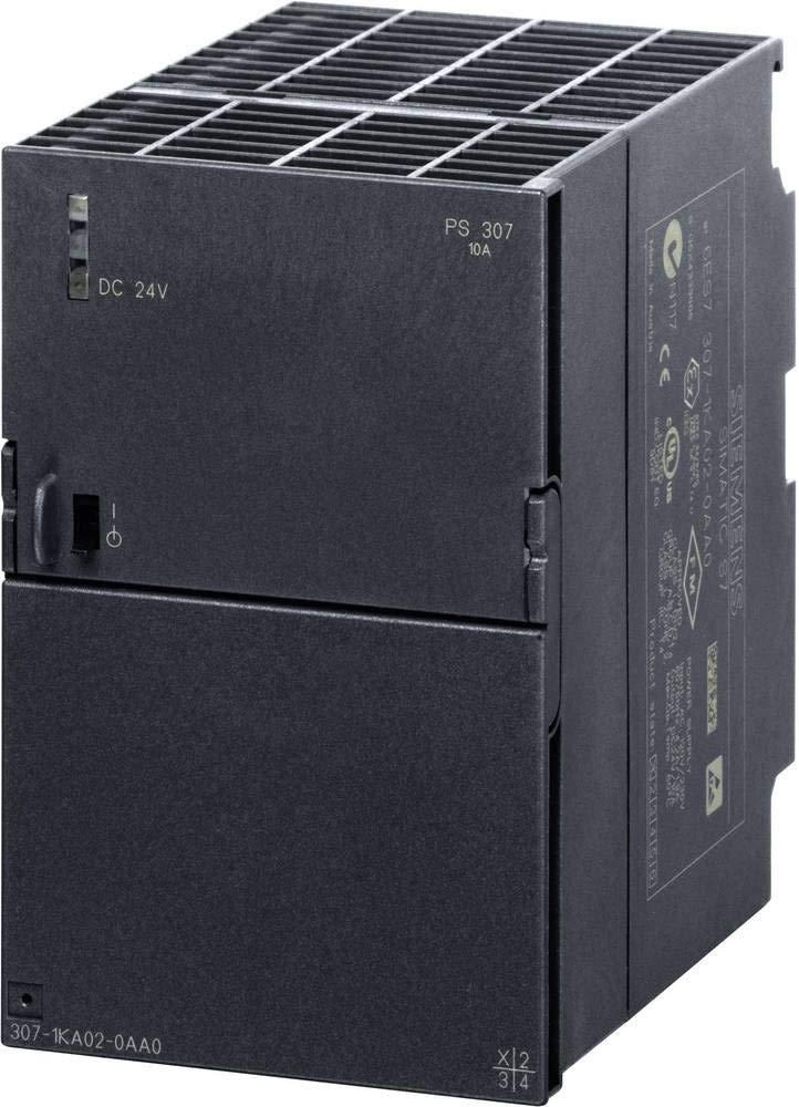 Siemens simatic s7-300 - Fuente alimentación ps307 entrada 120-230v salida 24v/10a