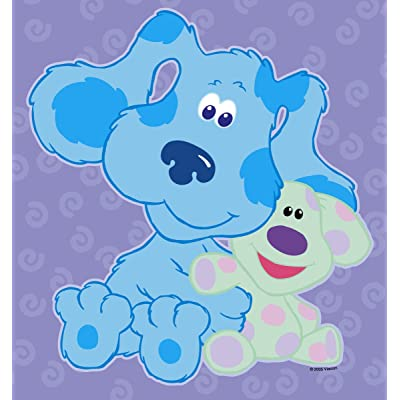 Designware Blue's Clues Room Big Stickers (5ct): Toys & Games