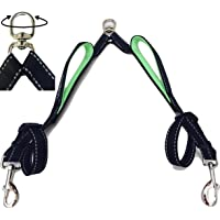 Vaun Duffy Double Dog Leash
