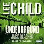 Underground (Jack Reacher 13) [German Edition] | Lee Child