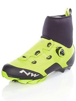 Northwave Raptor Arctic GTX - Zapatillas - Performance Line amarillo/negro Talla del calzado 45