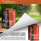 Artisana Organics - Nut Butters Squeeze Packs 4 Flavor Sampler Bundle, USDA Organic Certified and Non-GMO (Cashew, Almond, Walnut and Pecan, 1.06 oz)