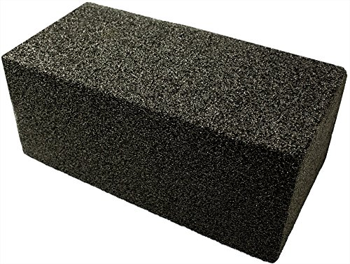 Avant Grub Grill Cleaning Brick. Commercial Grade Pumice Stone Tool Cleans & Sanitizes Restaurant Flat Top Grills or Griddles. Remove Grease Stains, Dirt and More Without Harsh Chemicals or Abrasives.
