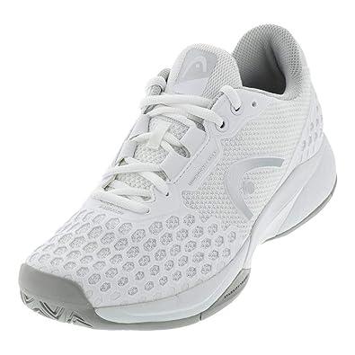 lowest price 8b388 0fa5a HEAD Women's Revolt Pro 3.0 Tennis Shoe (9.5) White/Grey