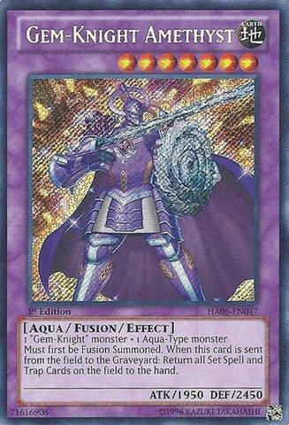 yugioh gem knight amethyst - 1