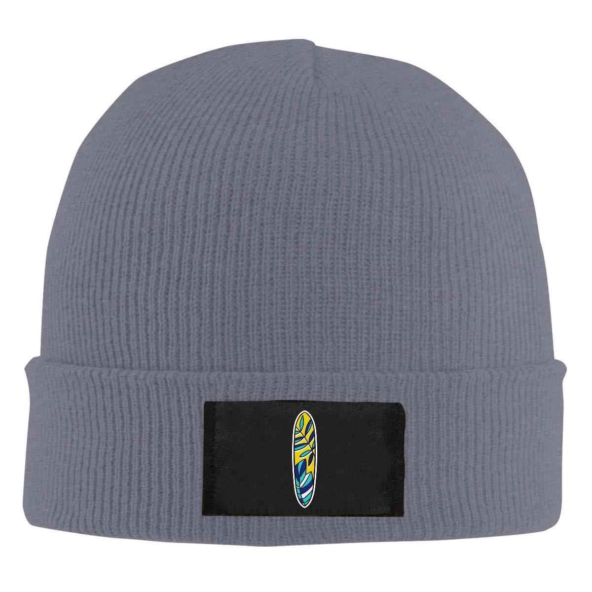 LRHUI Skateboard Winter Knitted Hat Warm Wool Skull Beanie Cap