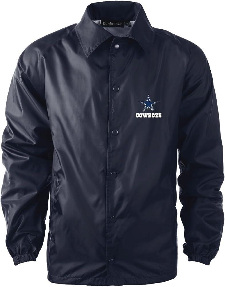 NFL Coaches Windbreaker Jacket