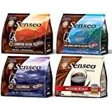 Senseo 4-flavor Coffee Variety Pack, World Edition - 16-count Pods - (Pack of 4)