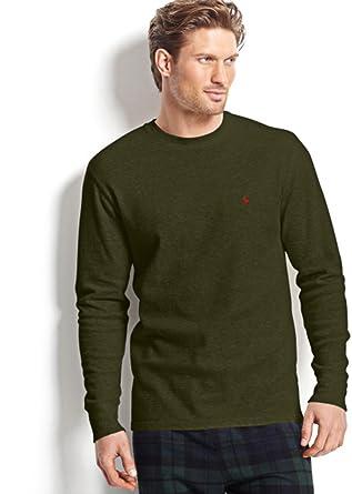 Polo Ralph Lauren - Camiseta de manga larga - para hombre Grun ...