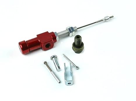 Cilindro receptor hidráulico del embrague, universal, para motocicleta, cuatriciclo y motos de motocross