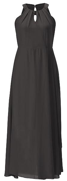 Howriis Womens Chiffon Halter Irregular Hem Formal Maxi Dresses at Amazon Womens Clothing store: