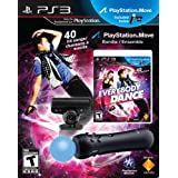 Playstation 3 Everybody Dance Move Software Bundle - Bundle Edition
