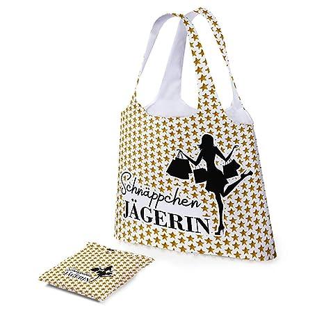 Preis am Stiel Tasche ''Schnäppchenjägerin'' | Einkaufstasche | Schultertasche | Shopping Bag