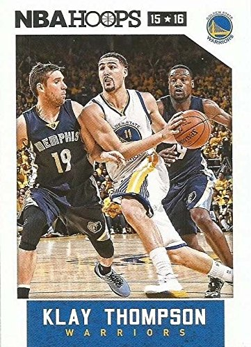 Klay Thompson 2015 Hoops Basketball product image