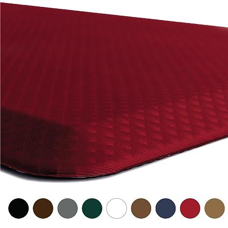 KANGAROO BRANDS Original 3/4u0026quot; Anti Fatigue Comfort Standing Mat Kitchen  Rug,