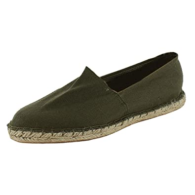 New Mens Casual Espadrilles Canvas Pumps Plims Flat Shoes UK 6 7 8 9 10 11 Plimsoles Summer Plimsoll