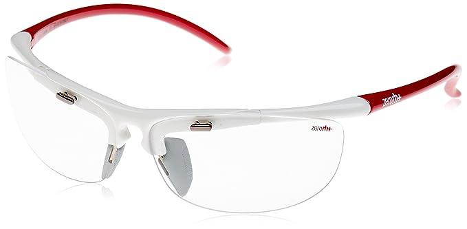 R/H Lux A. Fit, Sonnenbrille Unisex Erwachsene Einheitsgröße Red Clear
