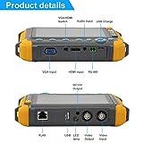 5 Inch 4 in 1 CCTV Monitor Tester, AHD/TVI/CVI