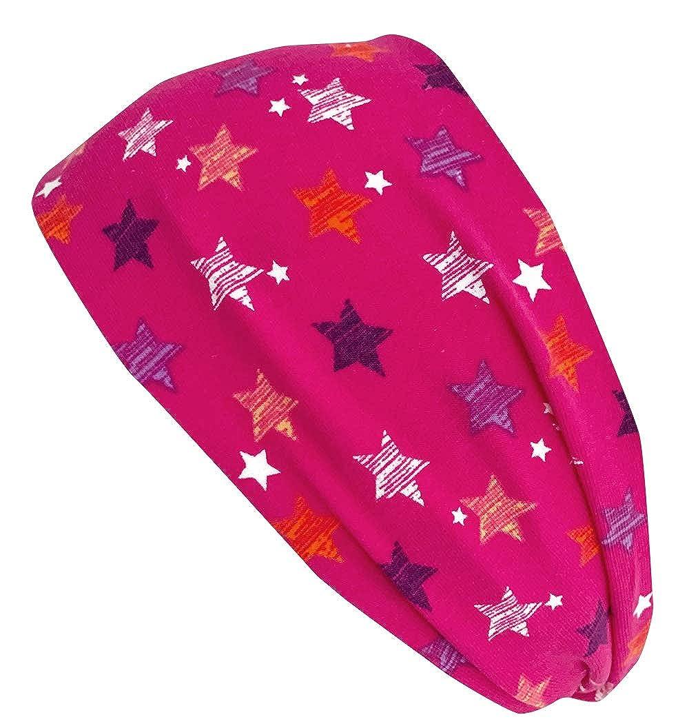 Wollhuhn /ÖKO Damen//M/ädchen S/ü/ßes elastisches DRAGON STARS TWIST Haarband//Stirnband gedreht pink//rosa 20190008