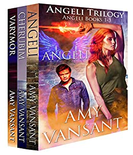 Angeli Trilogy: Angeli Books 1-3 by [Vansant, Amy]