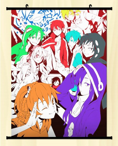 kagerou project poster