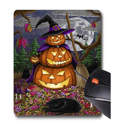 AOFFLY Jake Hose - Halloween Magic - Non-Slip Rubber Mousepad Gaming Mouse (Halloween Mouse)