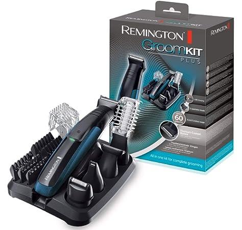 Remington Kit Lithium PG6160 - Recortador Multifunción y ...
