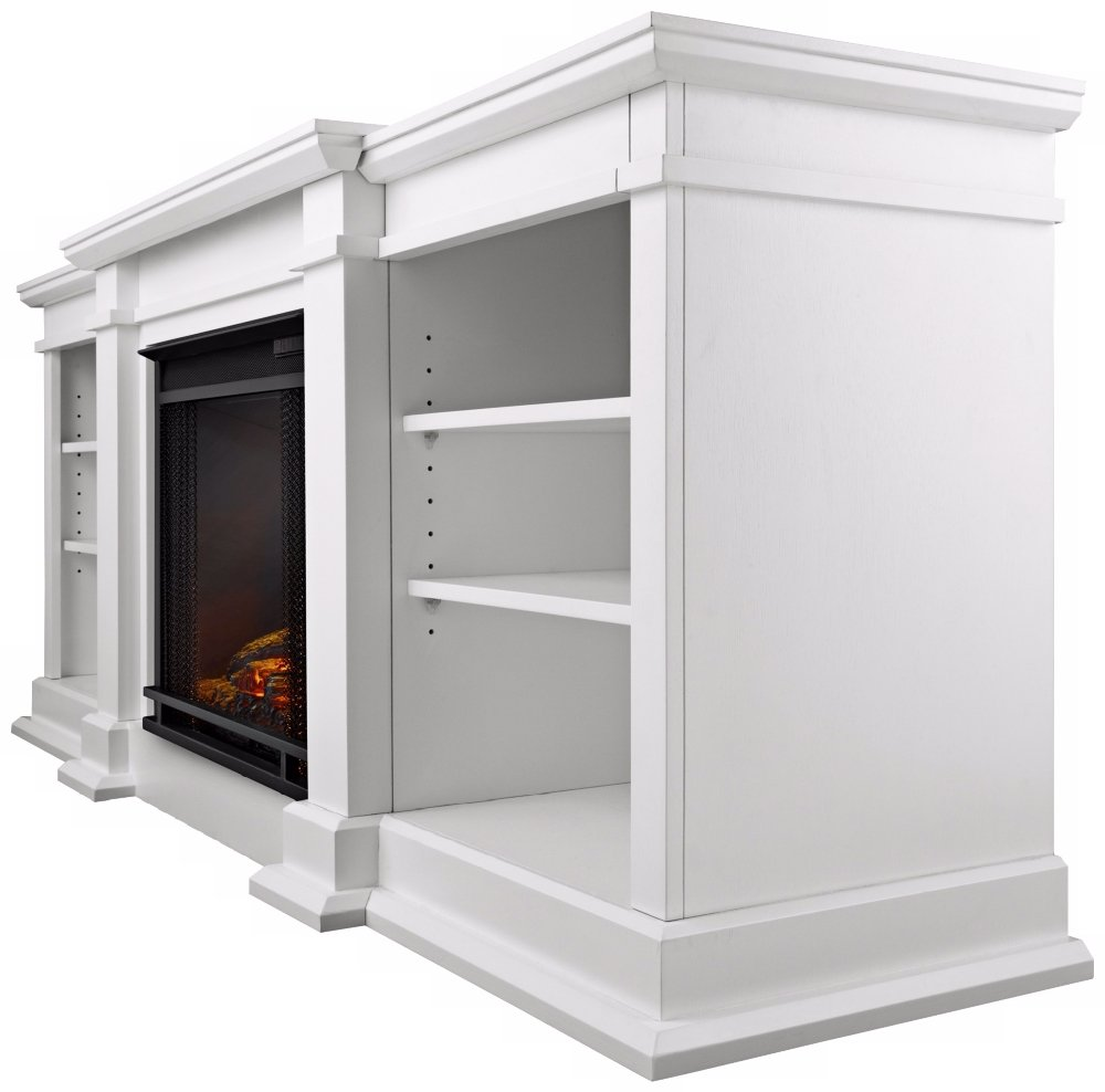 packages fireplace ca package in efca corner products ivory carrington white wall electric convertible or mantel antique accessories