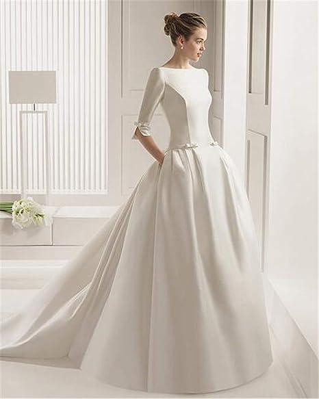 He-shop Une Ligne Robes de mariée Modernes