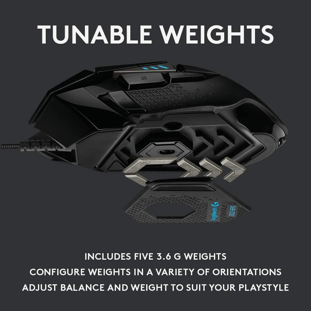 61iinlgU4dL. AC SL1000  - Best Gaming Mouse for eSports to Buy in 2020