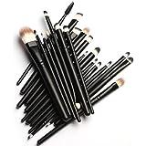 MELADY20pcs Multi-function Pro Cosmetic Powder...
