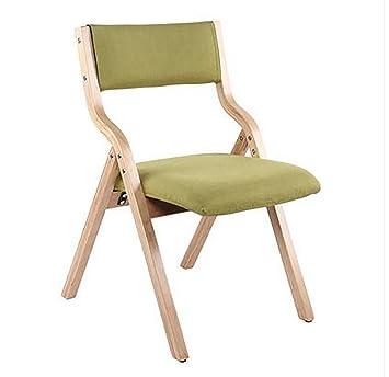 hogar cmodo plegable taburete para exterior sillas de madera plegables sillas de comedor de madera maciza