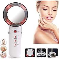 Máquina de eliminación de grasa 3 en 1, masajeador para adelgazar del cuerpo, dispositivo de ajuste de la piel para la reducción de la celulitis, estiramiento de la piel, pérdida de peso por reducción