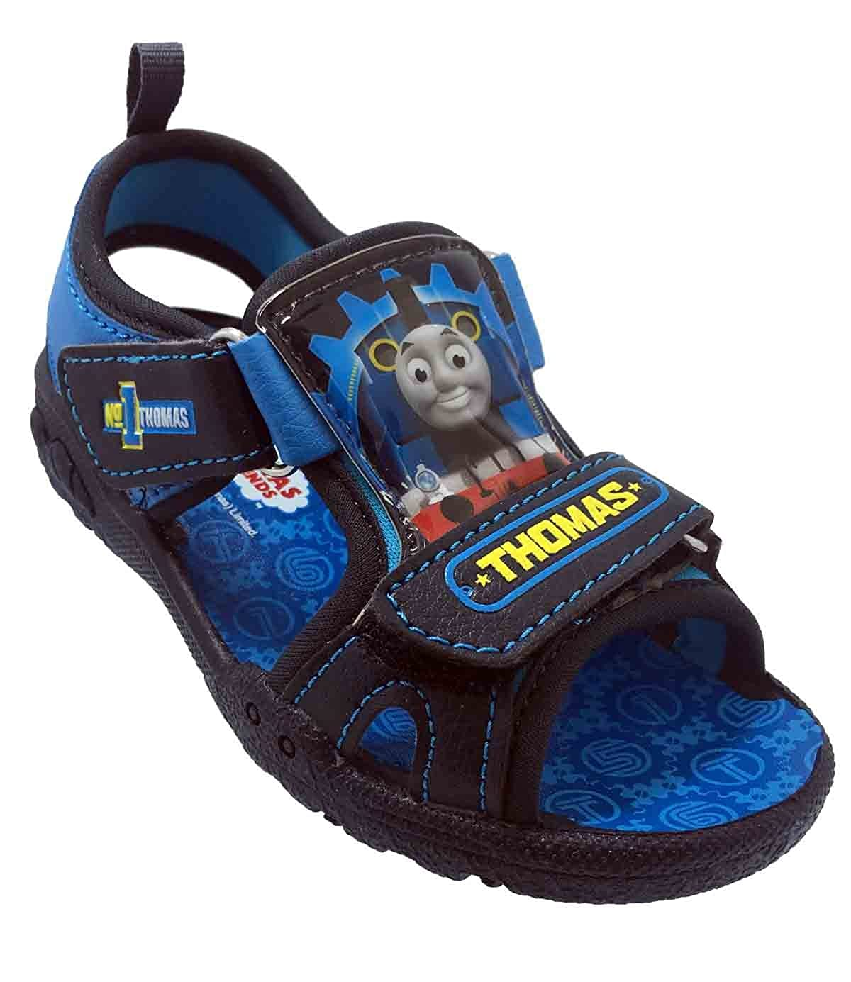e8e0a4ee5ae23 Toddler Boys Thomas The Train Sport Sandals