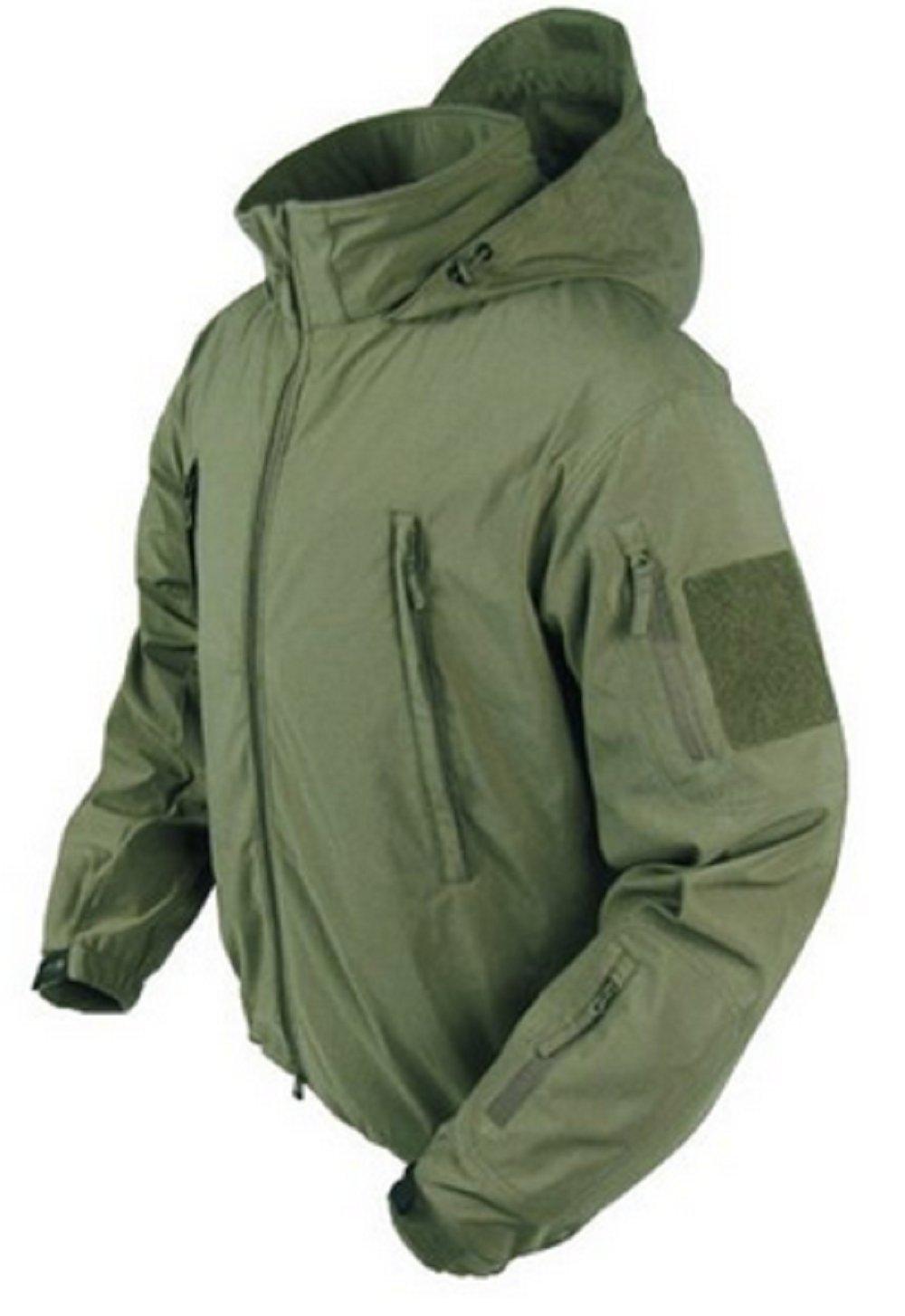 Condor Summit Zero Lightweight Soft Shell Jacket, OD - M Condor Outdoor