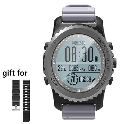 Amazon.com: Reloj inteligente buceo Relojes inteligentes ...
