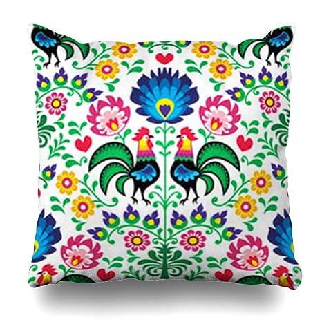 Amazon.com: NOWCustom - Funda de almohada con diseño de ...