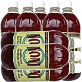 Raw Unpasteurized Fermented 100% Pure Noni Juice Direct From Maui, Hawaii - 32oz - (8 Bottles)