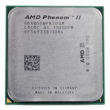 amd phenom x2 b55