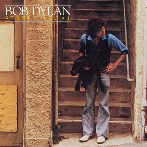 CD : Bob Dylan - Street Legal (CD)