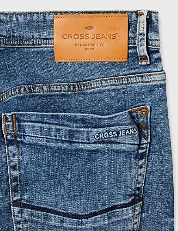 Cross Jeans Jeans Antonio: Odzież