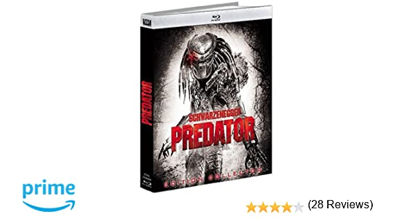 Predator [Francia] [Blu-ray]: Amazon.es: Arnold Schwarzenegger, Carl Weathers, Elpidia Carrillo, Bill Duke, Jesse Ventura, Sonny Landham, Richard Chaves, ...